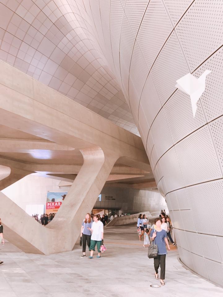 Dongdaemun Design Plaza(DDP)